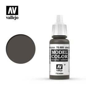 Vallejo Model Color - olive brown