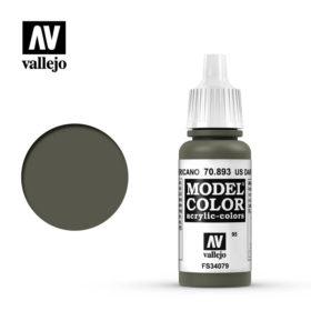Vallejo Model Color - US dark green