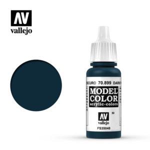 Vallejo Model Color - dark prussian blue