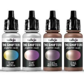 Vallejo The Shifters set Magic Dust 6x17ml