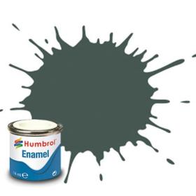 Humbrol enamel 14ml matt grey primer 1