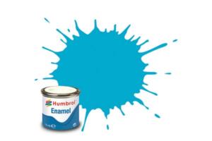 Humbrol enamel 14ml gloss sea blue 47