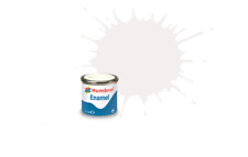 Humbrol enamel 14ml matt light grey 64
