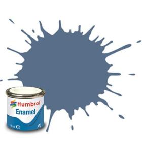 Humbrol enamel 14ml matt raf blue 96
