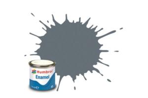 Humbrol enamel 14ml dark sea grey 164