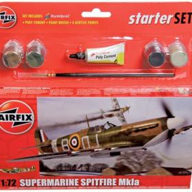Airfix Supermarine Spitfire Mk1a 1:72 set