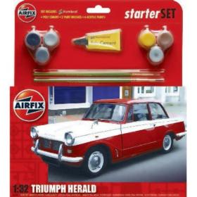 Airfix Triumph Herald 1:32 set