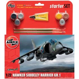 Airfix Hawker Siddeley Harrier GR.1 1:72 set