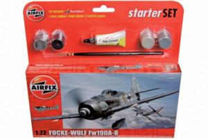 Airfix Focke Wulf Fw190A-8 1:72 set
