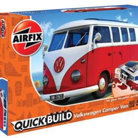 Airfix QuickBuild VW Camper Van