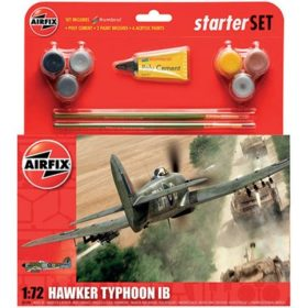 Airfix Hawker Typhoon 1:72 set