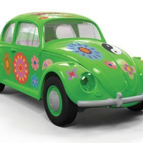 Airfix QuickBuild VW Beetle Flower-Power