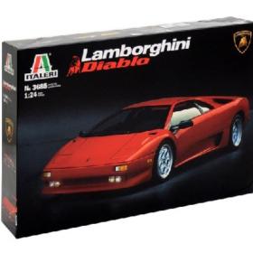 Italeri Lamborghini Diablo 1:24