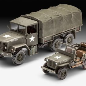 Revell M34 Tactical Truck & Off-road Vehicle 1:35