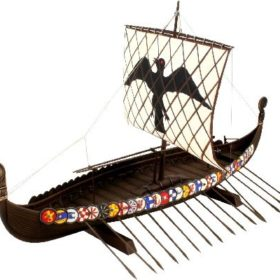 Revell Viking Ship