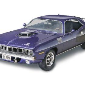 Revell 1971 Plymouth Hemi Cuda 426