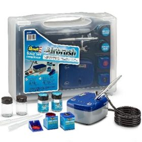 Revell Airbrush Basic Set With Compressor