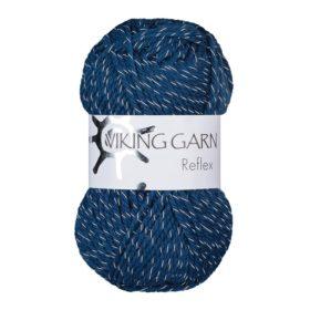 Viking Garn Reflex - 427 mørk blå