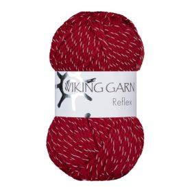Viking Garn Reflex - 460 rød
