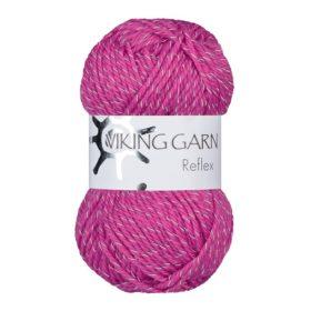 Viking Garn Reflex - 463 rosa