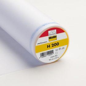 Vlieseline H200 90cm hvit
