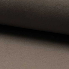 Jersey French Terry brushed 160cm - taupe
