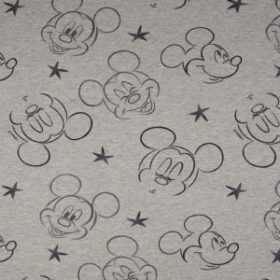 French Terry 150cm – Mickey Mouse