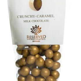 Crunchy karamell - Melkesjokolade