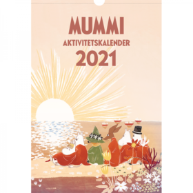 2021 Mummi Aktivitetskalender
