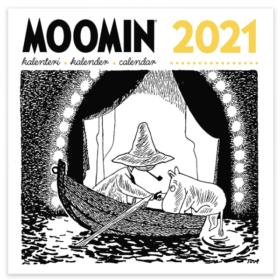 2021 Mummi Veggkalender