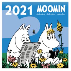 2021 Mummi Veggkalender 20x20