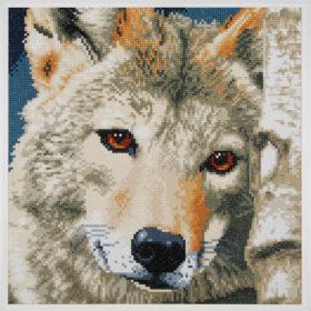 Diamond painting - ulv 35x35cm
