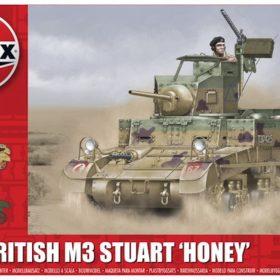 "Airfix British M3 Stuart ""Honey"""
