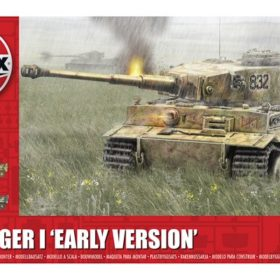 """Airfix Tiger-1 """"early version"""" 1:35"""