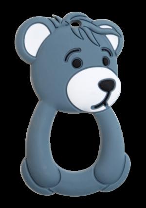 Teether Silicone Dyr - Bear