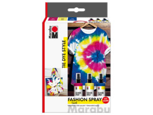 Marabu Fashion Spray Set – TIE DYE STYLE