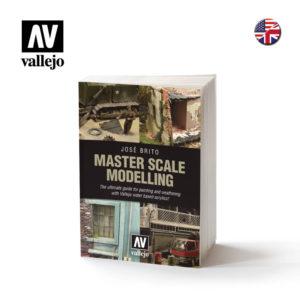 Vallejo bok - Master Scale Modelling book