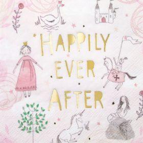 We Love Fairytale - napkins 16stk