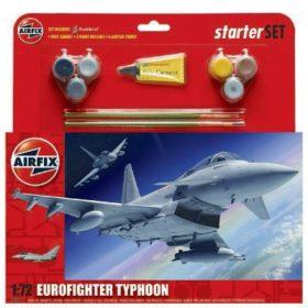 Airfix Eurifighter Typhoon 1:72 set