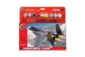 Airfix McDonnell Douglas F-15A Eagle 1:72 set