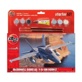 Airfix McDonnell Douglas F-18A Hornet 1:72 set