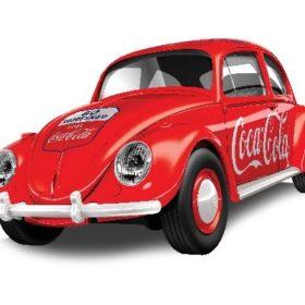 Airfix QuickBuild Coca-Cola VW Beetle